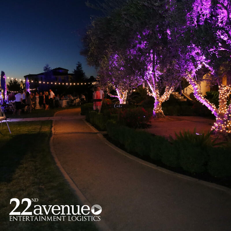 Limitless Color and outdoor options for weddings