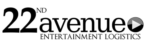 22nd Avenue Entertainment Logistics | Audio Visual